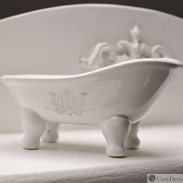 accessoires salle de bain porte savon
