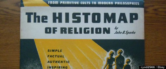 john b. sparks historian | ... Puts 100,000 Years Of Religious History On A Single Page