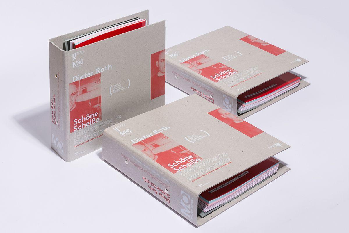 다음 @Behance 프로젝트 확인: \u201cDieter Roth – Schöne Scheiße\u201d https://www.behance.net/gallery/43119735/Dieter-Roth-Schoene-ScheiSSe