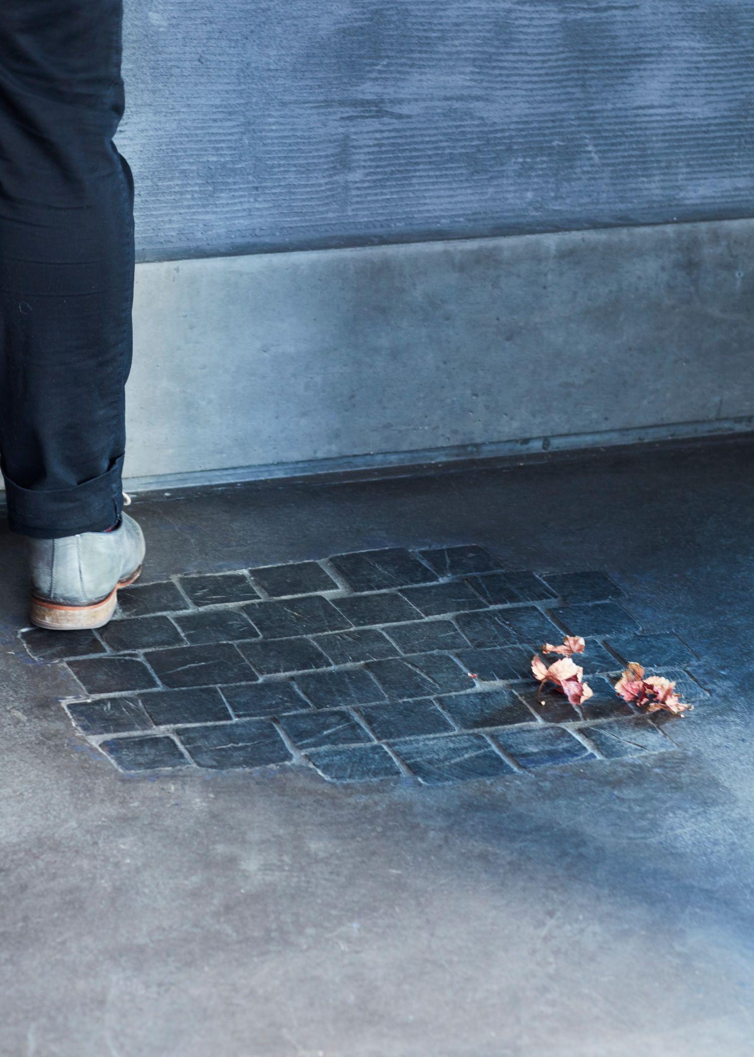 Edition Roasters in Haymarket Sydney by Amber Road Floor