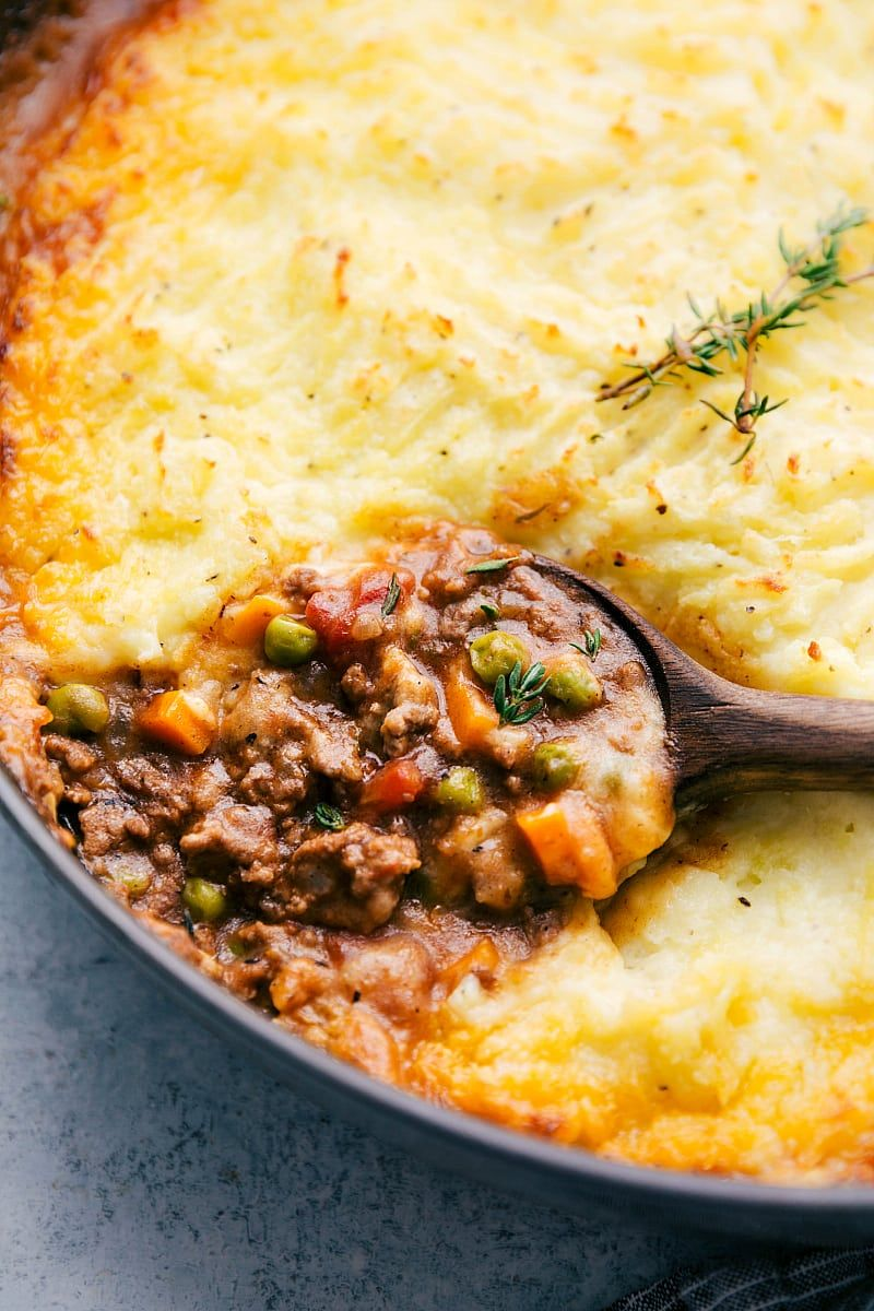 Healthy Classic Shepherd S Pie Recipe Ground Beef Recipes Cottage Pie Beef Casserole