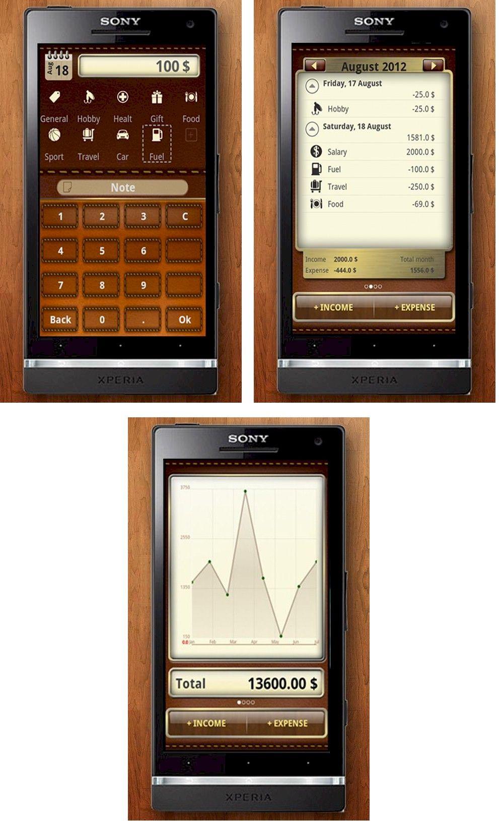 ApkLio Apk for Android Mr.Money V16 apk Graphing