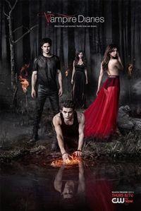 Flacas Vacas 2012 Vampire Diaries Cronicas Vampiricas Series