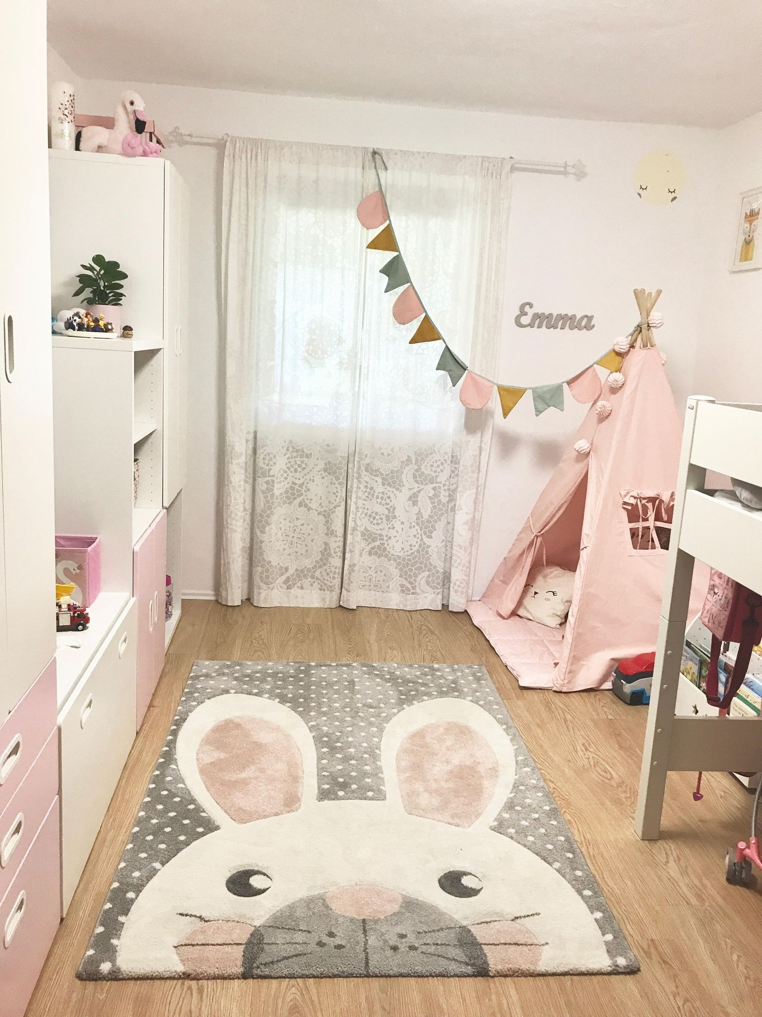 Bett Design 24 Super Ideen für Kinderzimmer