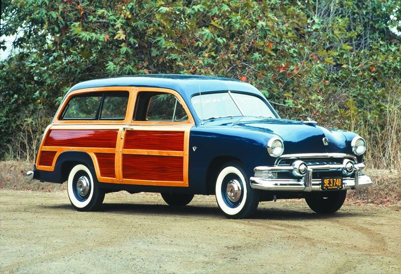 1951 Ford Country Squire #1950s #vintage #cars & 1951 Ford Country Squire #1950s #vintage #cars | 1950s Family Cars ... markmcfarlin.com