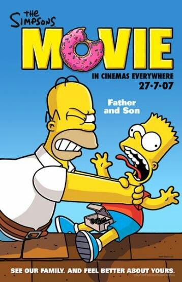 Simpsons Movie The Simpsons Movie Simpsons Characters The Simpsons