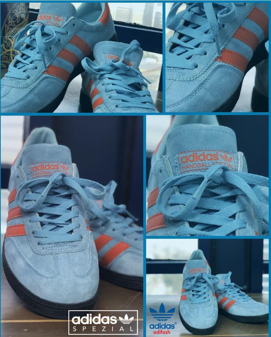 4dfb991bb68 New release coming soon - Handball Spezials in GT Manchester colourway.