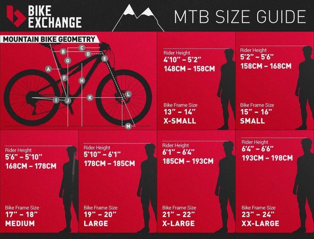 Goede Startersgids Voor Het Kiezen Van Een Mtb Bikingtattoo