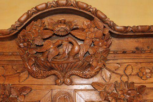 Armoire normande de mariage d tail 7 armoire normande - Armoire normande de mariage ...