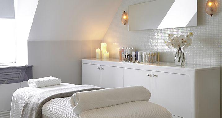 luxe schoonheidssalon inrichting - Google zoeken | spa ideas ...