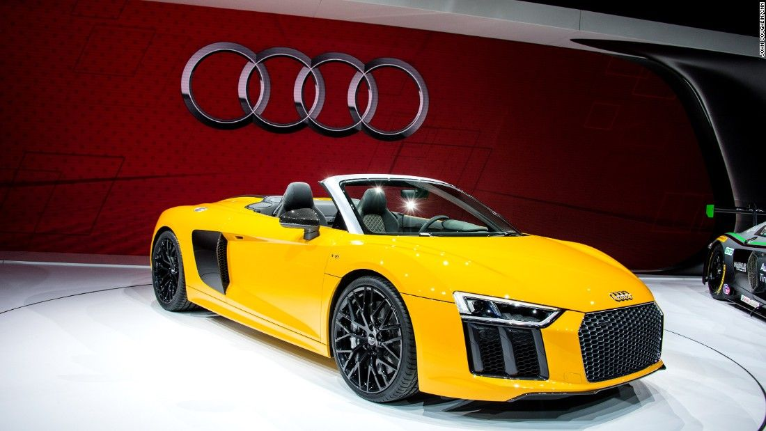 New York Auto Show Top 5 Models With Images New Model Car