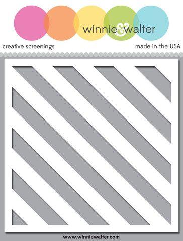Scenery: Classic Diagonal Creative Screenings - Winnie & Walter, LLC