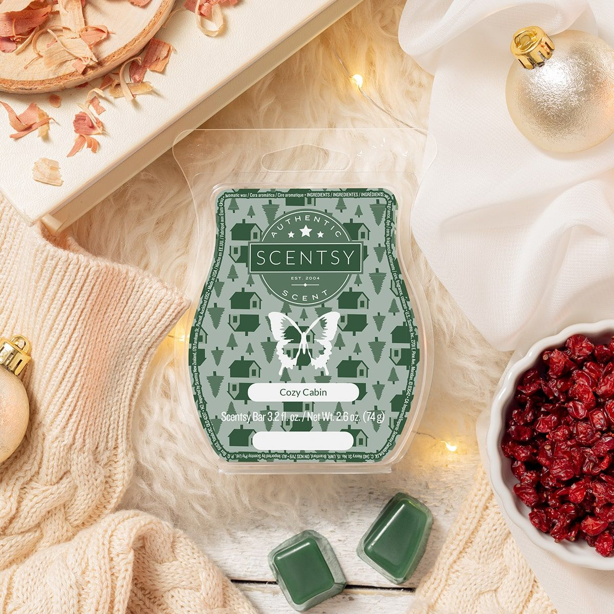 New The Cozy Collection From Scentsy Scentsy Bars Scentsy Cozy Cabin