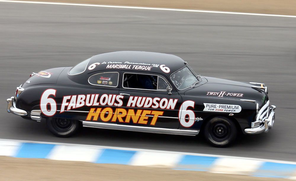 marshall teague 1951 hudson hornet