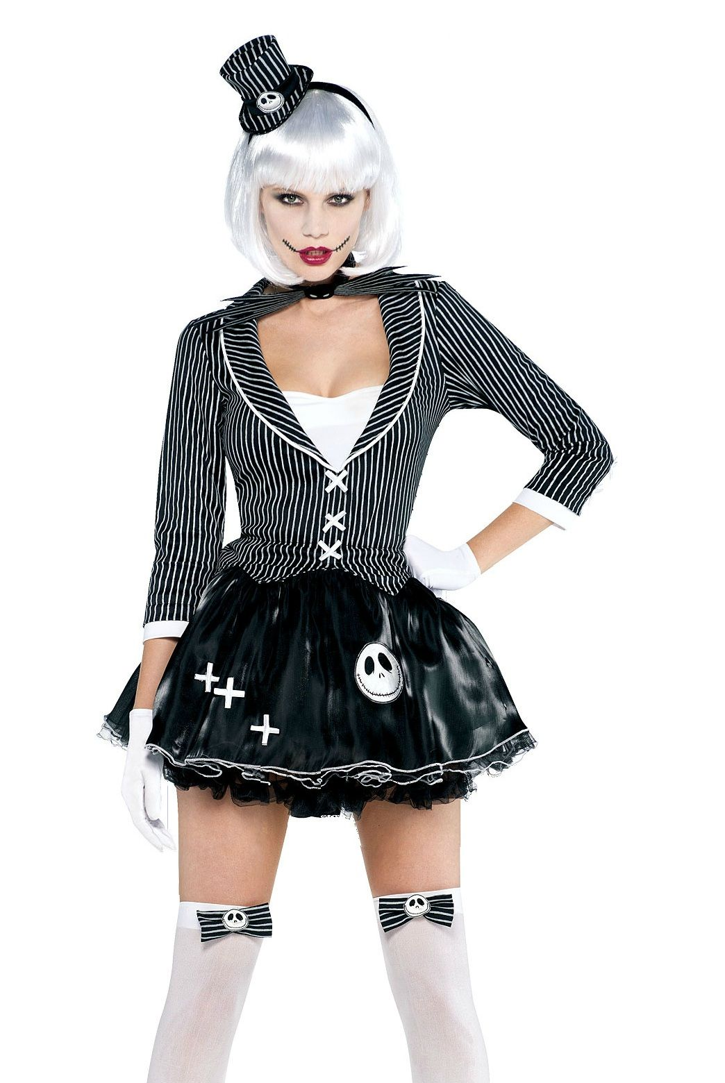 nightmare before christmas lingerie - Google Search | Costumes in ...