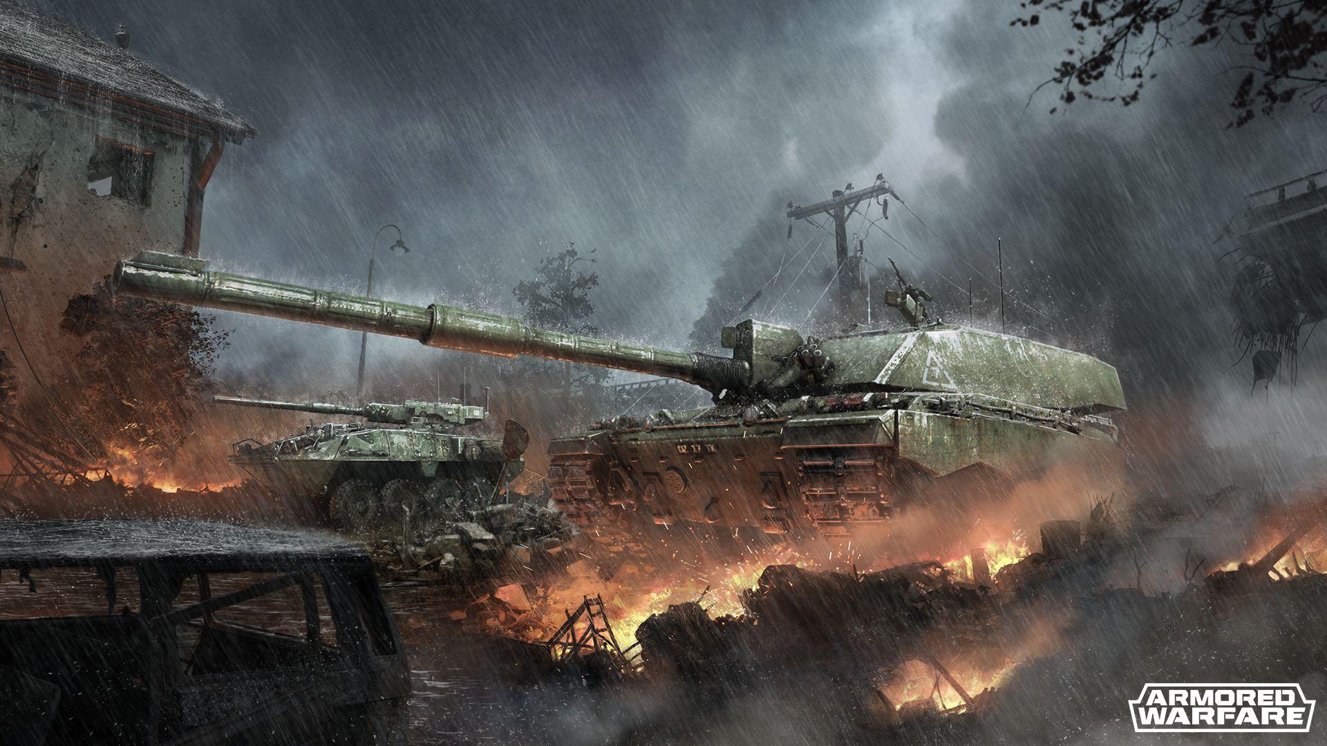 Скачать драйвера для armored warfare