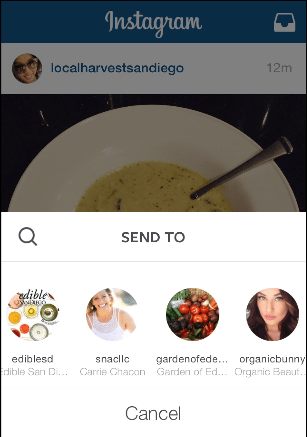 Instagram Changes for September 2015