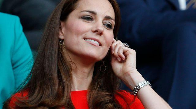 Kate Middleton rencontre James Bond