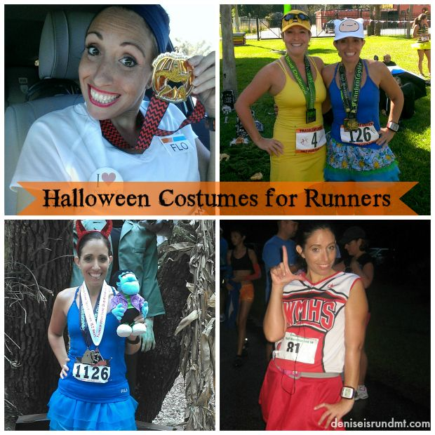Halloween Costumes for Runners - Run DMT