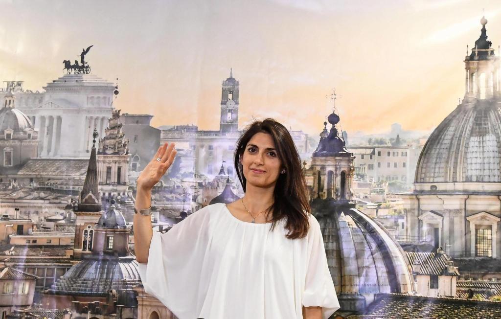 Die Frau, die Rom ein zweites Mal untergehen lässt