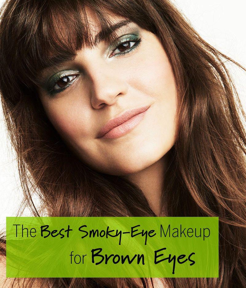 The Best SmokyEye Makeup for Your Eye Color Smoky eye