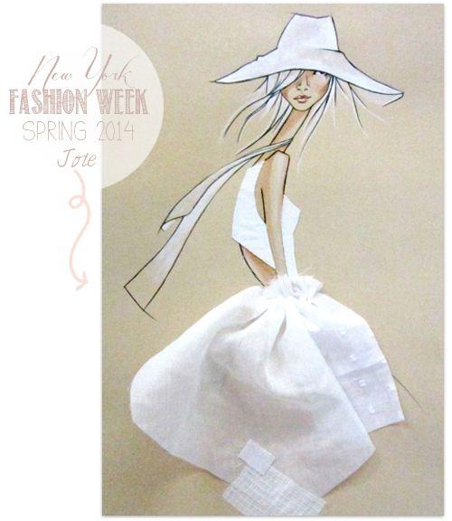 Fabulous Doodles-Fashion Illustration Blog-by Brooke Hagel