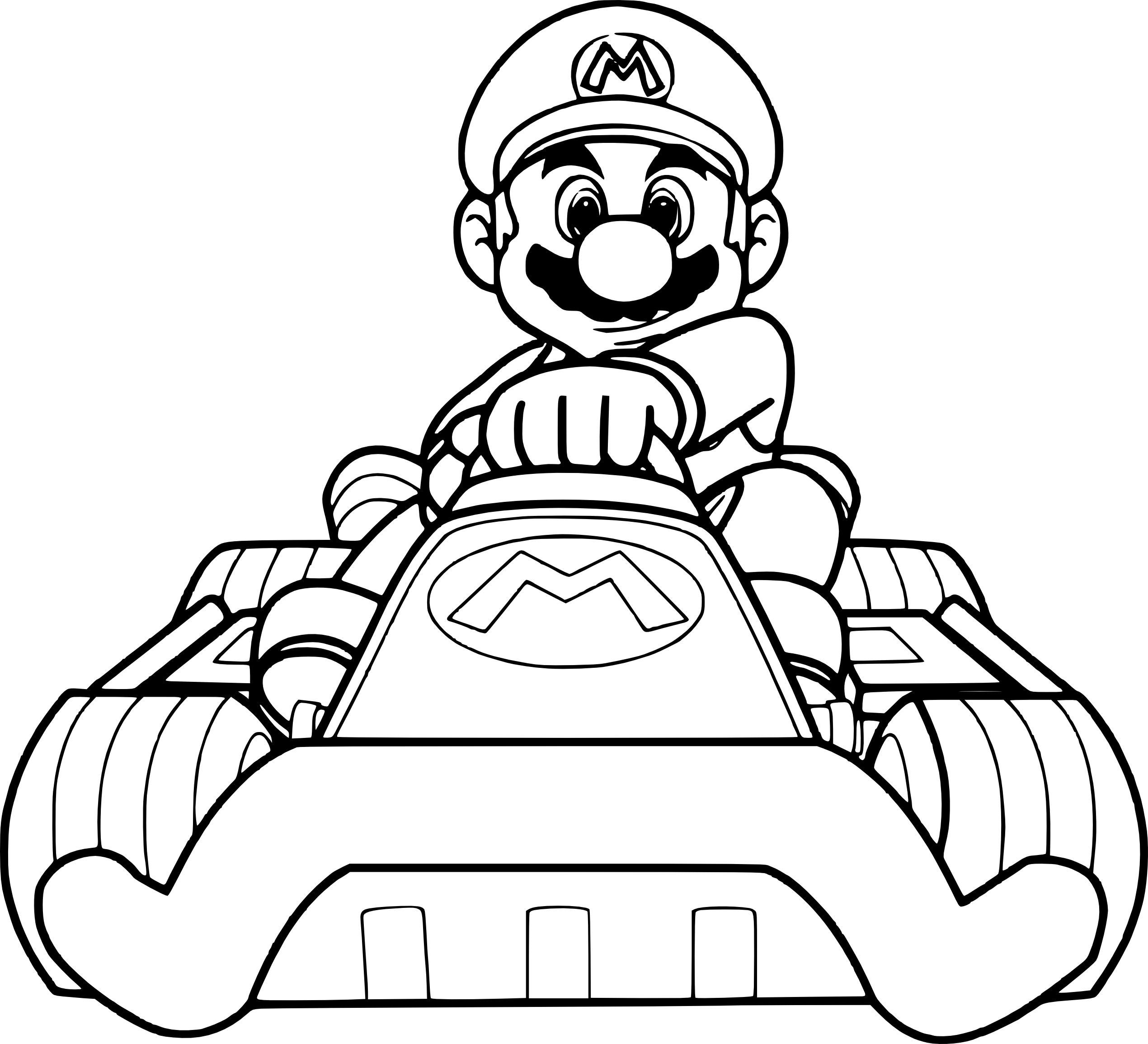 Pin By Imelda Falcone On Video Fun Mario Coloring Pages Super