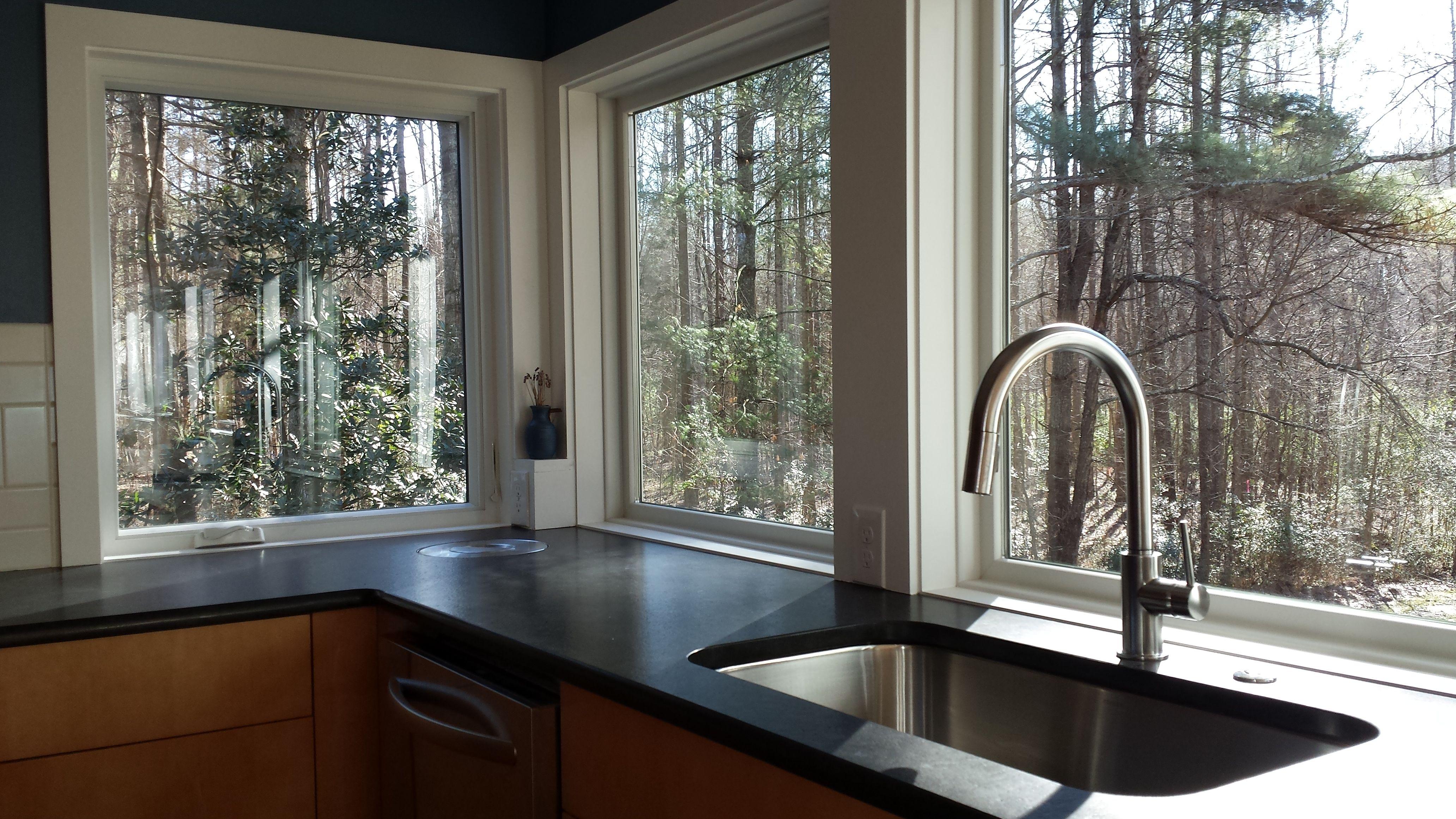 Kitchen A Mid Century Modern Renovation In Davidson NC