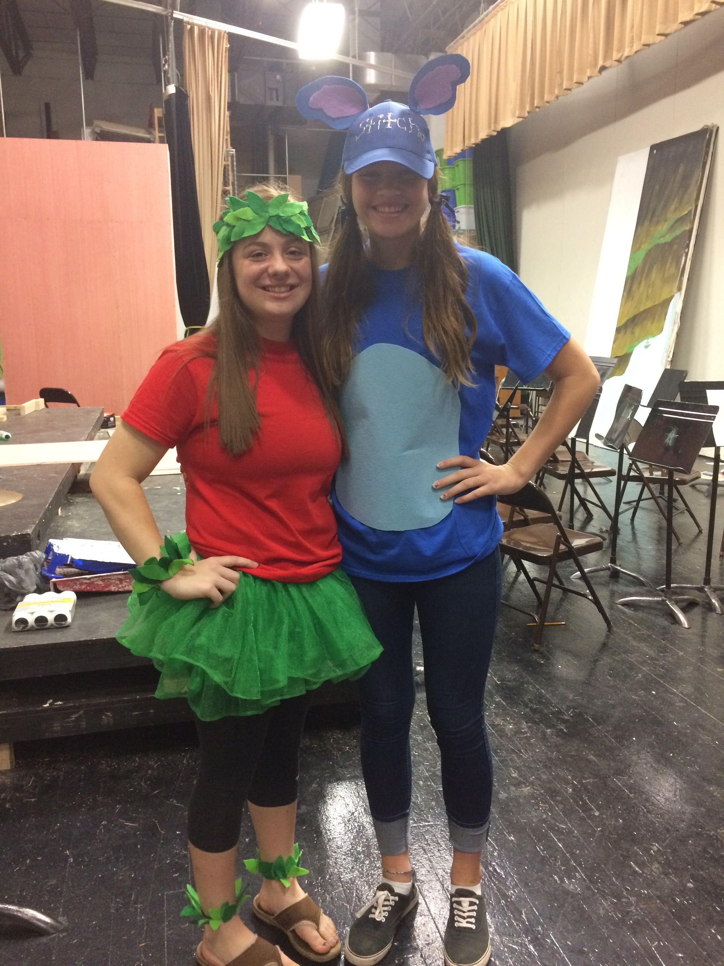 Lilo And Stitch Costume Stitch Halloween Costume Stitch Costume Diy Stitch Costume