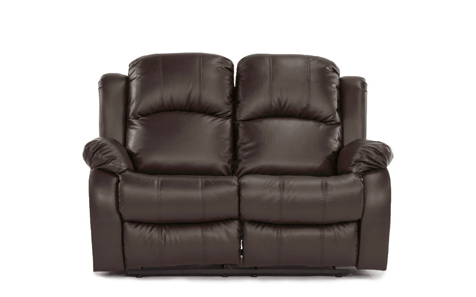Bob Classic Bonded Leather Recliner Loveseat | Rv recliners ...