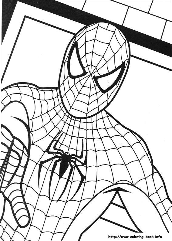 Spider Man Coloring Sheet Avengers Coloring Pages Superhero Coloring Avengers Coloring