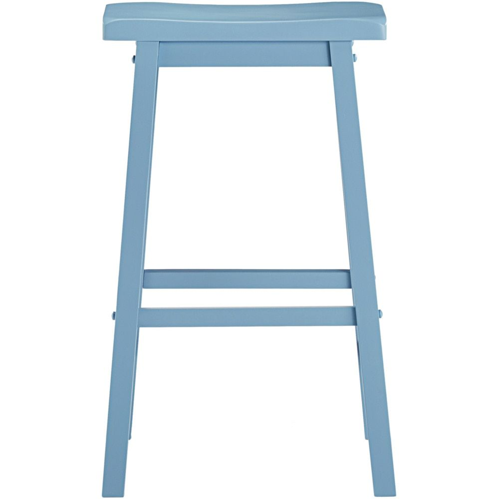 Salvador Saddle Back 29 Inch Counter Height Stools By Inspire Q Set