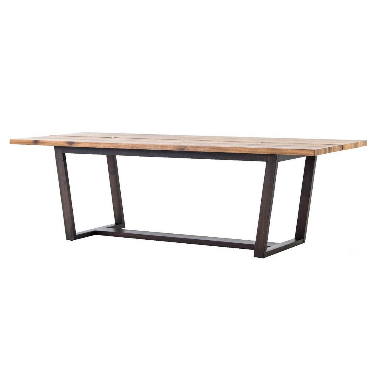 contemporary rustic modern furniture outdoor. Chase Rustic Modern Plank Wood Dining Table 98\ Contemporary Furniture Outdoor A