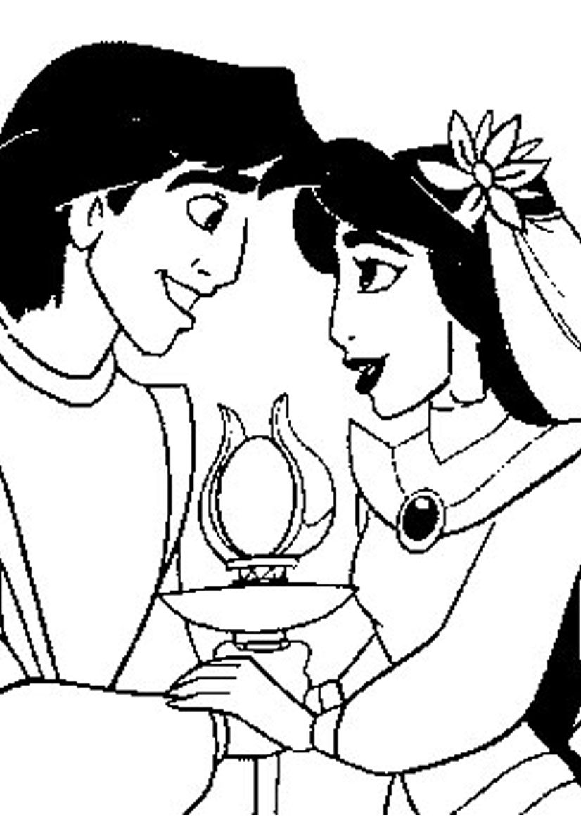 Disney Cartoon Coloring Pages Ideas \