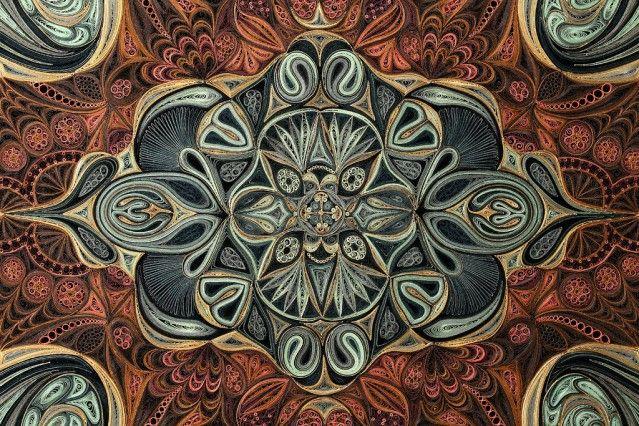 Lisa Nilsson carpet paper project