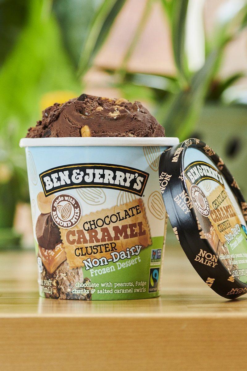 Ben jerrys nondairy frozen dessert review all 17