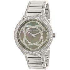 Kerry Silver Stainless Steel Quartz Watch    Fibonacci sequence