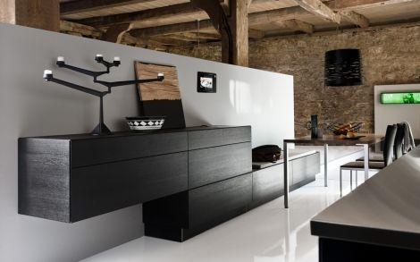 Moderne Kuechen Warendorf Kueche Swing Pur im Mix 1 kitchen - moderne k chen bilder