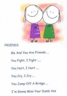 Poems For Friends Birthdays 1