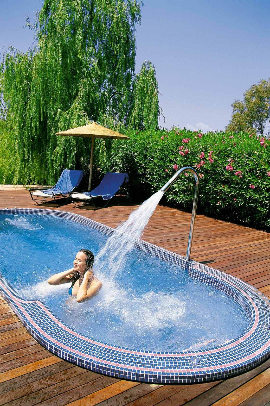spa de nage mosa qe clair azur piscine pinterest swimming pools and swimming. Black Bedroom Furniture Sets. Home Design Ideas