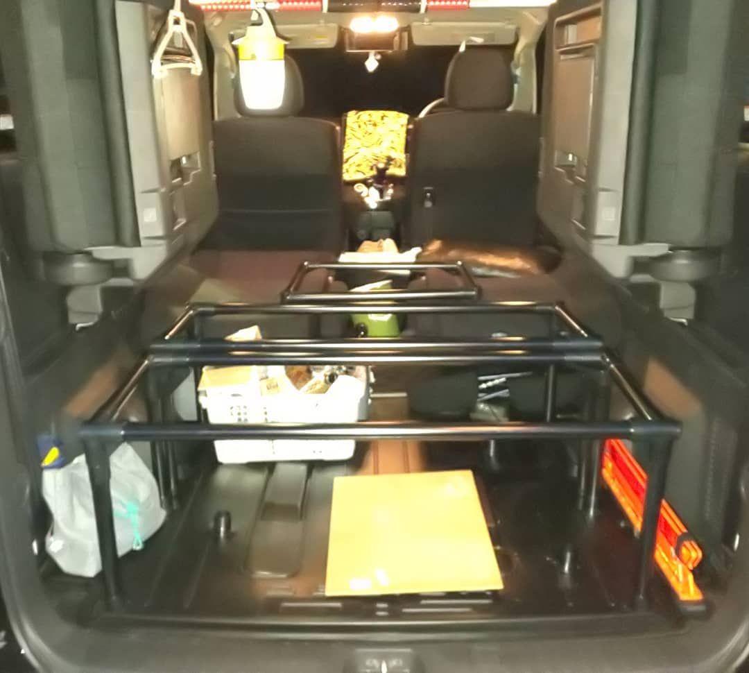 パイプを溶接せずに愛車jeepの ルーフキャリア を自作する ルーフ