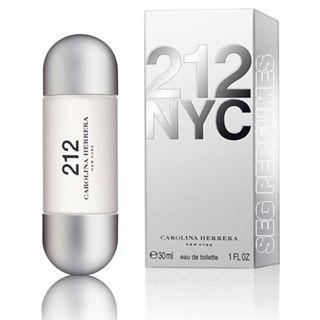 f96efaa8a Perfume Importado Carolina Herrera 212 Feminino. visite nosso site ...
