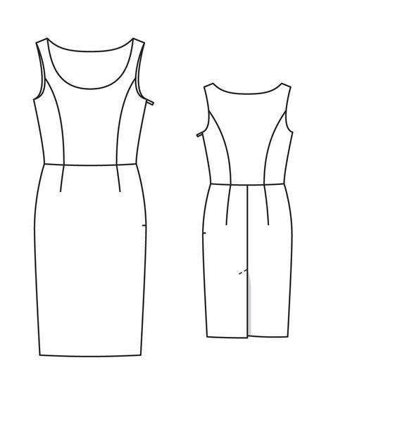 Burda 3/2013 118 | BURDA DESIGNS | Pinterest | Patrones y Modelo