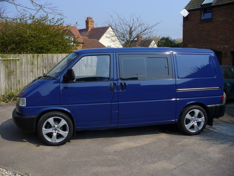 Post a pic of your Van here, if you want it in the Gallery ! - Page 5 - VW T4 Forum - VW T5 Forum
