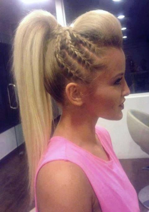 Super Cute For Dressy And Casual Girls Coiffure Coiffure Tresse Coiffure Mi Long