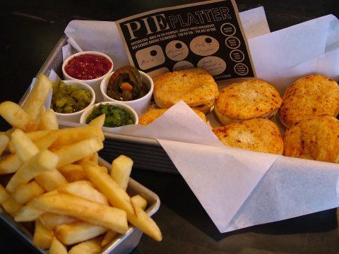 Pie Platter