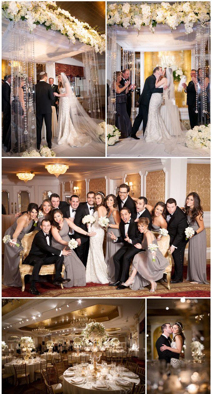 A Garden City Hotel Wedding Ashley Bryan Wedding Wedding