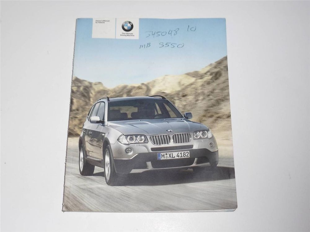 2007 bmw x3 owners manual book owners manuals pinterest rh pinterest com bmw x3 owners manual 2008 bmw x3 owners manual 2004