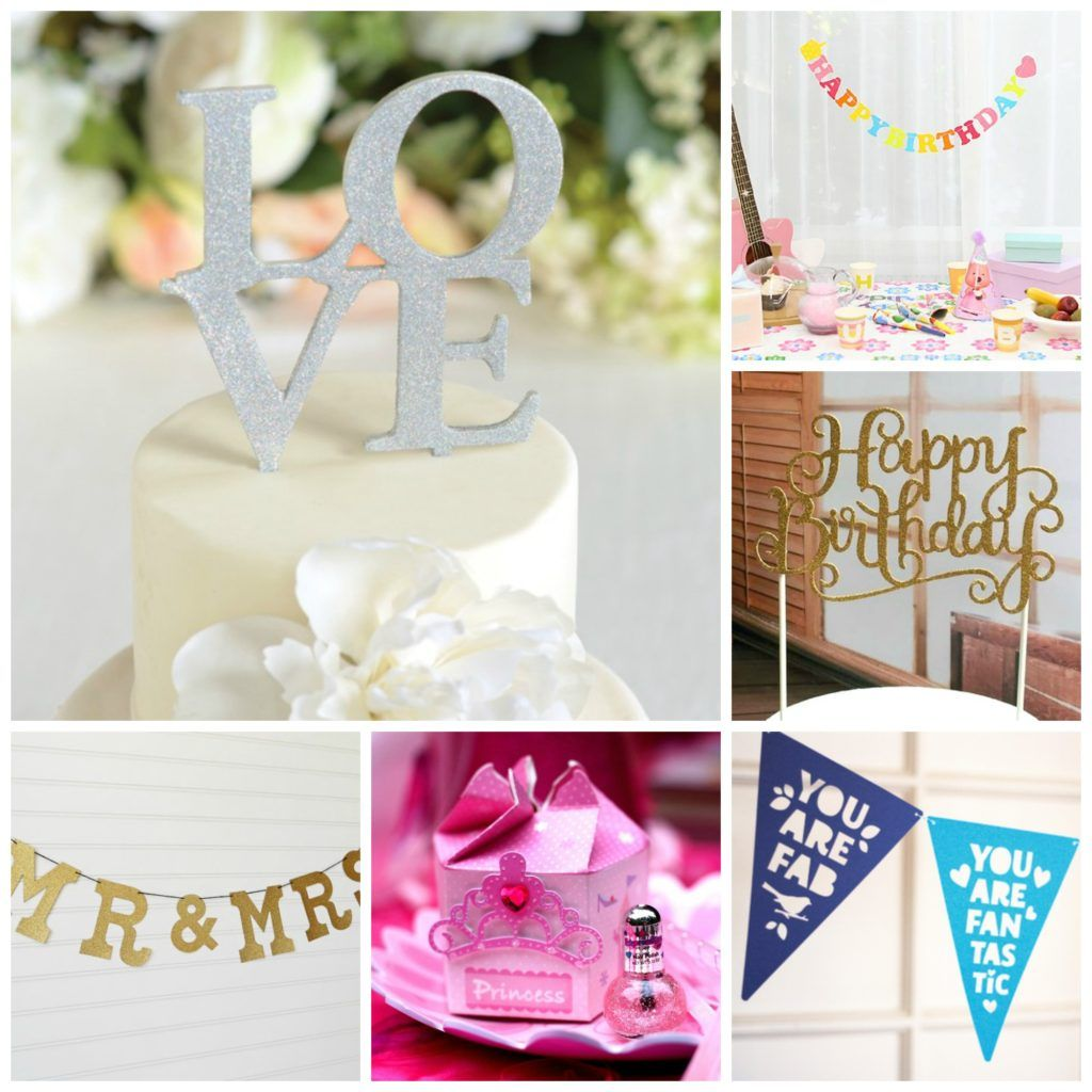 Personalized Party Decorations | Wedding & Bridal Shower Ideas ...