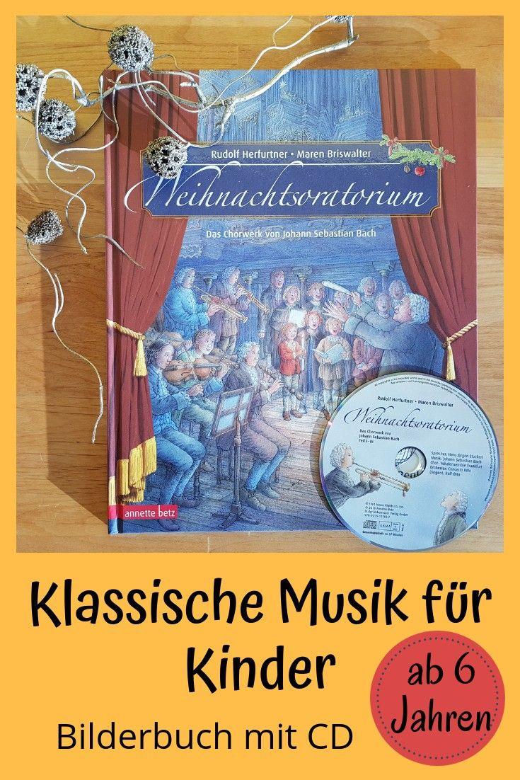 Klassische Weihnachtsmusik Mit Einer Geschichte